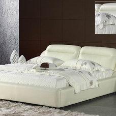 Modern Beds by EuroLux Furniture