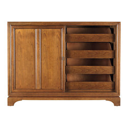 Stanley Furniture - Sliding Door Dresser -