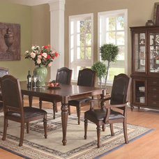 Traditional Dining Tables by Bedroom Furniture Discounts
