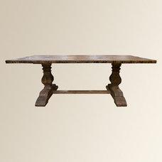 Kensington Small Dining Table | Arhaus Furniture