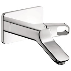 modern bathroom faucets by Hansgrohe USA
