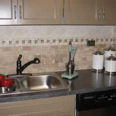 Traditional  by Cercan Tile Inc.