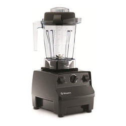 Vitamix 5200 - with Compact Container - I would be lost without my Vitamix. It's the most-used appliance in my kitchen — nothing compares to the texture of soups made in this thing.