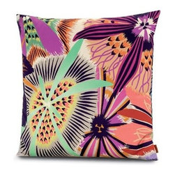 Missoni Home - Missoni Home | Neda Pillow 16x16 - Design by Rosita Missoni.