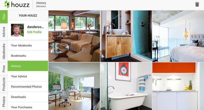 inside houzz get the better brighter houzz android app home design 3d outdoor garden apk mirror download free