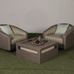 Cool, Calm and Composed...The Spa Collection - Cool, Calm and Composed Seating...