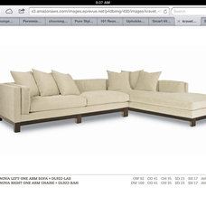Jody We don't know about Kravits. But are wondering what a sectional would cost