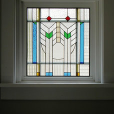 Craftsman Windows by Decorative Glass Solutions