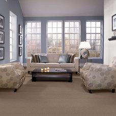 Traditional Carpet Flooring by Georgia Carpet Ind