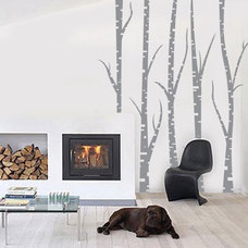 Contemporary Wall Decals by KoWalla Decals