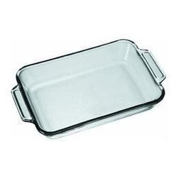 ANCHOR HOCKING GLASS - 81936OBL5 2 Quart Baking Dish - 81936OBL5 2 Quart Baking Dish