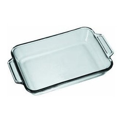 ANCHOR HOCKING GLASS - 81936OBL5 2 Quart Baking Dish - 81936OBL5 2 Quart Baking Dish