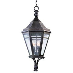 "Morgan Hill 32 1/2"" High Hanging Outdoor Light 