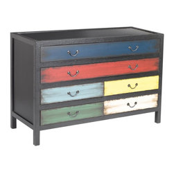 Sterling Industries - Kare Chest Drawers - Kare Chest Drawers