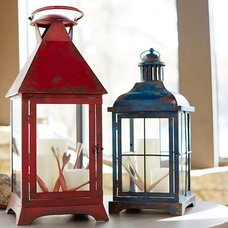 Traditional Candles And Candleholders by Pottery Barn