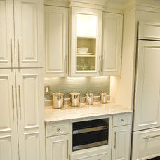 Traditional Kitchen by Norton-O'Brien Design