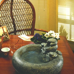 Asian Wall Fountains 95