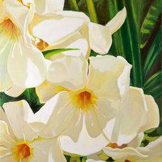 Tropical Artwork by Hannah Cook Studio