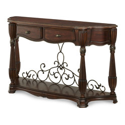 The Sovereign Console Table