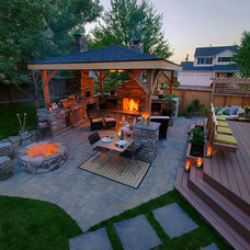 Contemporary  by Paradise Restored Landscaping & Exterior Design