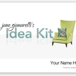 Jane Gianarelli's Idea Kit - Are you wanting a new design and you have a budget? Want to work on your project on your timeline and don't mind doing it yourself? Need some professional assistance but you are limited geographically? If you have answered yes to any of these questions, this may be the design option for you! Our Idea Kit is a program developed for you to do-it-yourself. You will be provided with everything you need to create a beautiful new space, including an inspiration board, room plan, elevations, fabric and paint selections, accessories, pricing guide, shopping resources, and instructions for putting your design together.