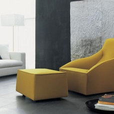 Modern Accent Chairs by Urbanspace Interiors