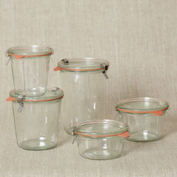 Weck Glass Jars - Weck jars are essential for storing homemade jams. I love that they're affordable enough for gifting purposes.
