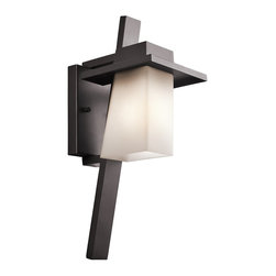 Kichler Lighting - Kichler Lighting Stonebrook Modern / Contemporary Outdoor Wall Sconce X-ZA75294 - Kichler Lighting Stonebrook Modern / Contemporary Outdoor Wall Sconce X-ZA75294