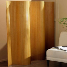Contemporary Screens And Room Dividers by GAIAM