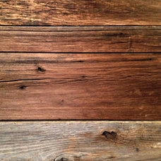 Modern Hardwood Flooring Barn siding blend