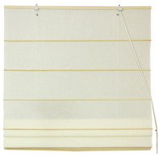Contemporary Roman Shades by Oriental Furniture