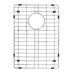 "VIGO Industries - VIGO Kitchen Sink Bottom Grid 12"" x 18"" - Maintain the beauty of your kitchen sink basin with a VIGO Kitchen Sink Bottom Grid."
