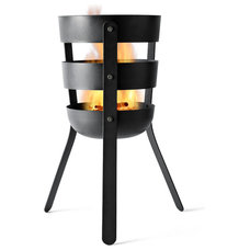 Contemporary Fire Pits by Creative Danes