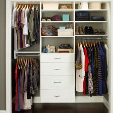 Contemporary Closet Organizers by Interior Door & Closet Company | Los Angeles, CA