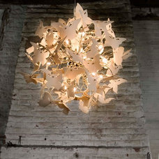 Contemporary Chandeliers by Boatswain Lighting