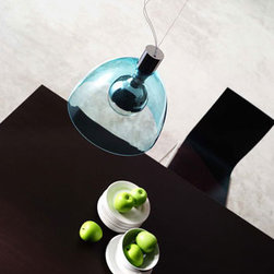 Paola Pendant Lamp By Modiss Lighting - Paola by Modiss is a series of glass pendant lights.