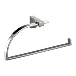 Cristal Small Towel Ring holder