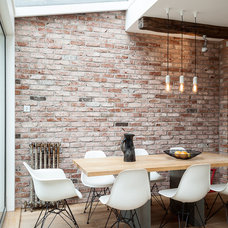 Industrial Dining Room by Simon Maxwell Photography