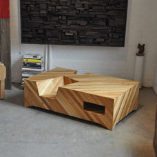 contemporary coffee tables by The Carroll Street Woodworkers