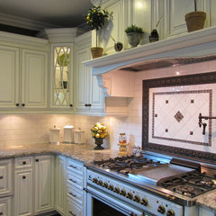 traditional gas ranges and electric ranges Complete kitchen renovation ILVE Range