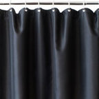 Splash Home - Hotel 70-Inch x 72-Inch Fabric Shower Curtain Liner - The Hotel liner is the ultimate in fabric shower liners. In a shimmery yet substantial fabric, you can use it as a liner or a stand-alone curtain.