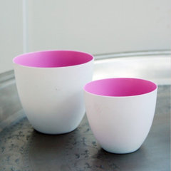 contemporary candles and candle holders by Graham and Green