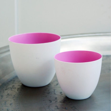 Contemporary Candles And Candleholders by Graham and Green