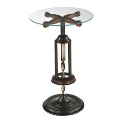 Sterling - Sterling 51-10086 Bordeaux Accent Table - Sterling 51-10086 Bordeaux Accent Table