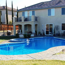 Traditional Swimming Pools And Spas by Secard Pools