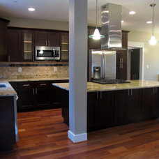 Craftsman Kitchen by New City Construction