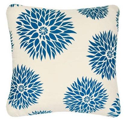 Contemporary Decorative Pillows by wabisabigreen.com