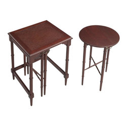 Sterling Industries - Mindoro Nesting Tables - Mindoro Nesting Tables