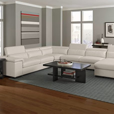 Modern Living Room by Furniture.com
