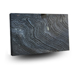 Tree Black Marble - A gorgeous darker colored marble.